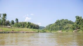Круиз реки Khan Стоковые Фотографии RF