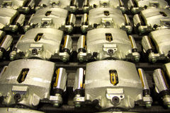 Крумциркуль тормоза Стоковая Фотография RF