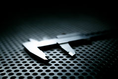 Крумциркуль с глубокими тенями Стоковое фото RF