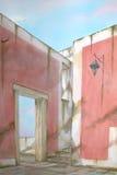 крупное поместье coahuila мексиканское Стоковое Изображение RF