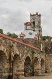 Крупное поместье Santa Maria Regla, идальго Мексика стоковая фотография