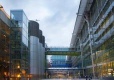 Крупный аэропорт 5 Хитроу Лондон Стоковое Фото