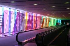 крупный аэропорт Стоковое Изображение