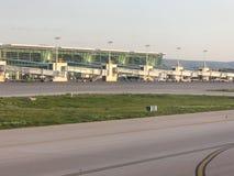 Крупный аэропорт Стоковое Фото