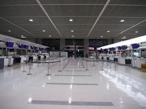 Крупный аэропорт 2 Narita в ноче Стоковое Изображение RF