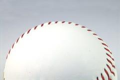 крупный план бейсбола Стоковые Фото
