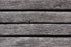 Крупный план выдержанный украшать твёрдой древесины Стоковые Фотографии RF