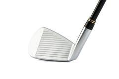 Крупный план головы гольф-клуба стоковые изображения rf