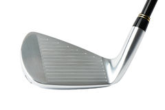 Крупный план головы гольф-клуба Стоковое Изображение