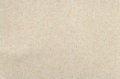 Крупный план листа картона Стоковое Изображение