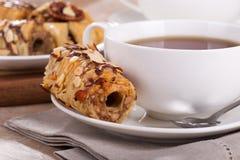 Крупный план печенья бахлавы Стоковые Фотографии RF