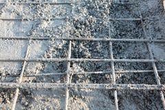 Крупный план снятый строительной площадки Стоковые Фото