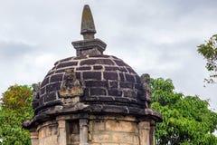 Крупный план старого stupa виска зуба Стоковые Фото