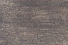 Крупный план старой естественной деревянной текстуры grunge Темная поверхность с ol Стоковое Фото