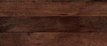 Крупный план старой естественной деревянной текстуры grunge Темная поверхность с ol стоковые фотографии rf