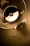 Крупный план фасоли Coffe Стоковое Изображение