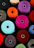 Крупный план цветастых резьб Стоковая Фотография