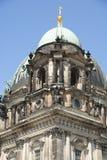 крупный план церков berlin стоковое фото