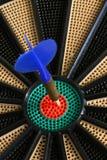 крупный план bullseye стоковое изображение