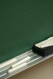 крупный план chalkboard Стоковые Изображения RF