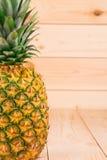 Крупный план ананаса Стоковая Фотография RF