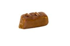 Крупный план адвокатского сословия шоколада изолированный на белизне Стоковые Фотографии RF