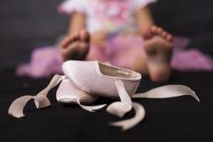 Крупный план ботинок Стоковое фото RF