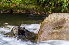 Крупный план водопада стоковое изображение
