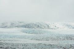 Крупный план ледника Стоковая Фотография RF
