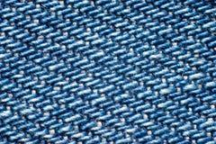 Крупный план джинсовой ткани Стоковое Фото