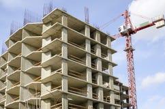 Крупный план здания города Стоковое Фото