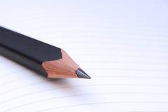 Крупный план карандаша Стоковое Изображение