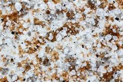 Крупный план керамических плиток части винтажный абстрактная предпосылка Стоковое Изображение