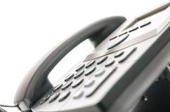 Крупный план кнопочной панели телефона Стоковые Фото