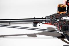 Крупный план контролируемых радио частей вертолета Стоковые Изображения RF