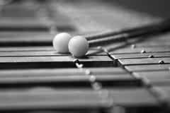 Крупный план колокольчика клавиатуры Стоковая Фотография RF