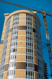 Крупный план многоэтажного здания Стоковое фото RF