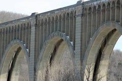 Крупный план моста Nicholson Стоковые Фотографии RF