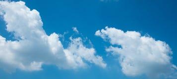 Крупный план облака Стоковое фото RF