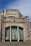 Крупный план Орегона дома перспективы Стоковое Изображение RF