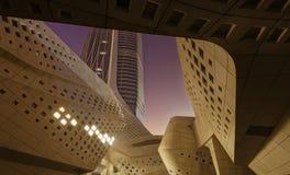 Крупный план от двора концертного зала Нанкина Стоковая Фотография RF
