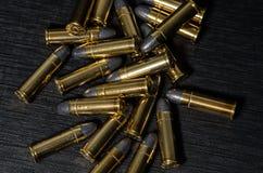 крупный план 38 пуль Стоковая Фотография RF