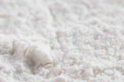 Крупный план пшеничной муки Стоковое Фото