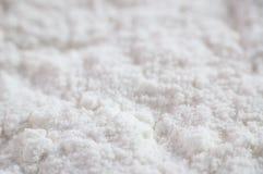 Крупный план пшеничной муки Стоковые Изображения
