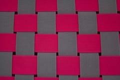 Крупный план розовой и серой текстуры Стоковое Изображение RF