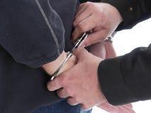 Арестовывать Стоковое Изображение