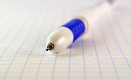 Крупный план ручки Стоковое Фото