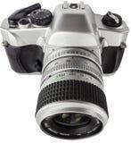 Крупный план сетноой-аналогов камеры Стоковая Фотография RF