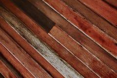 Крупный план старой древесины Стоковые Фотографии RF
