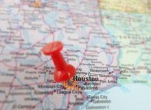 Крупный план Хьюстона Стоковое Фото
